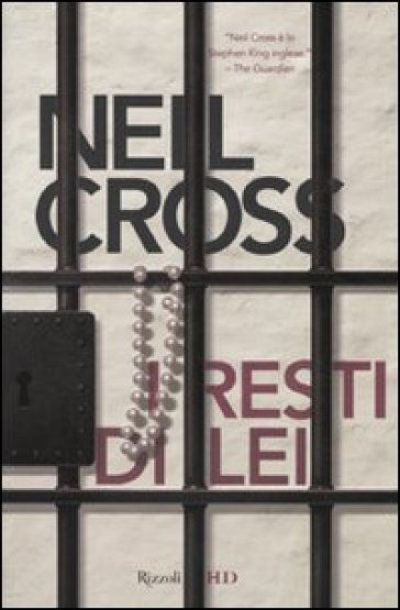 I resti di lei - Neil Cross pdf epub