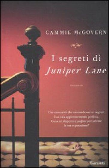 I segreti di Juniper Lane - Cammie McGovern pdf epub