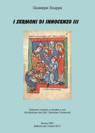 I sermoni di Innocenzo III - Giuseppe Scuppa   Kritjur.org