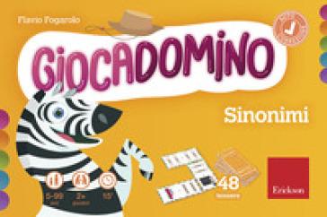 I sinonimi. Giocadomino - Flavio Fogarolo | Jonathanterrington.com