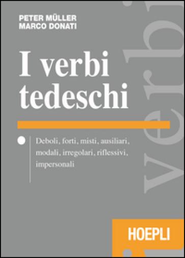 I verbi tedeschi - Peter Muller |