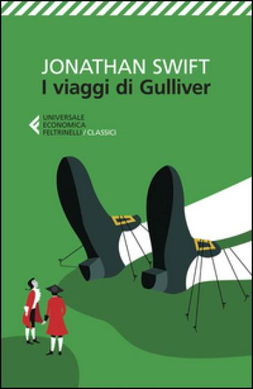 I viaggi di Gulliver - Jonathan Swift   Kritjur.org