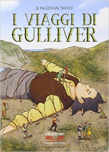 I viaggi di gulliver jonathan swift libro mondadori store