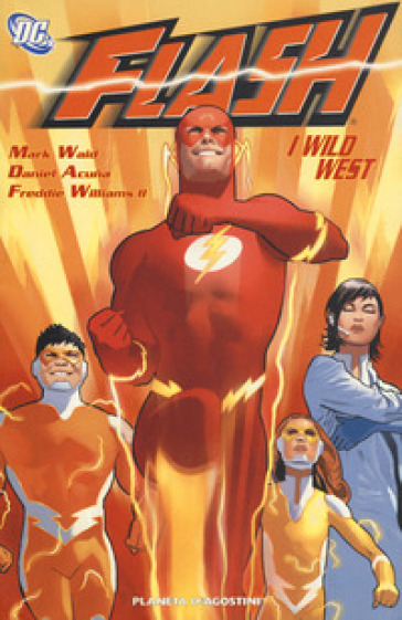 I wild west. Flash - Mark Waid | Rochesterscifianimecon.com