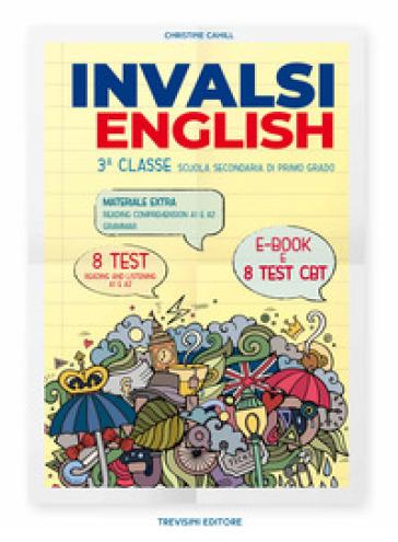 INVALSI English. Per la Scuola media. Con e-book. Con espansione online - Christine Cahill   Kritjur.org