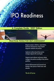 IPO Readiness A Complete Guide - 2021 Edition