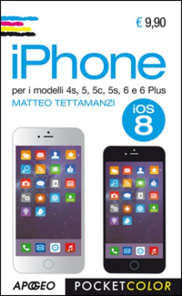IPhone. Per i modelli 4s, 5, 5s, 6 e 6 plus - Matteo Tettamanzi |