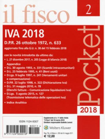 IVA 2018 - Pierluigi Rausei | Ericsfund.org
