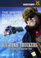 Ice road truckers..