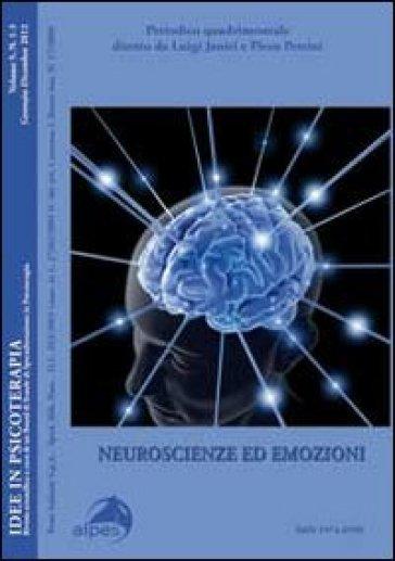 Idee in psicoterapia. 5.Neuroscienze ed emozioni -  pdf epub