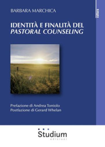 Identità e finalità del «pastoral counseling». L'interazione tra la teoria di Lonergan e la pratica pastorale. Analisi di un caso individuale e di gruppo - Barbara Marchica |
