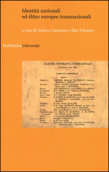 Identità nazionali ed élites europee transnazionali - A. Ciampani |