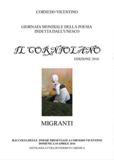 Il Corniolano 2016 - Federico Cabianca |