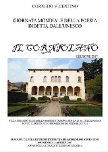 Il Corniolano 2017 - Federico Cabianca |