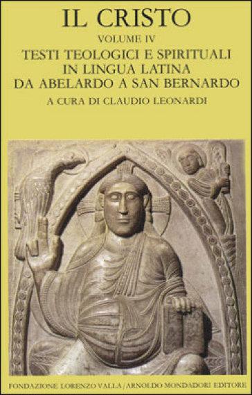 Il Cristo. 4. - Claudio Leonardi  