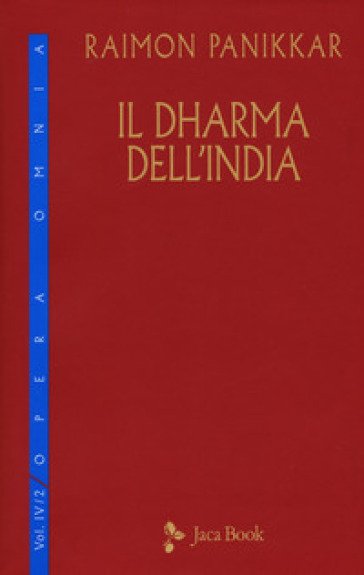 Il Dharma dell'India. 4/2.