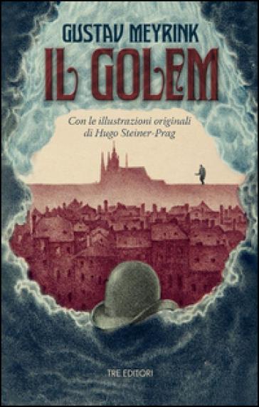 Il Golem - Gustav Meyrink | Rochesterscifianimecon.com