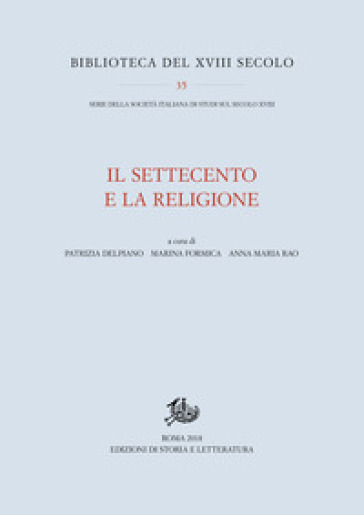Il Settecento e la religione - P. Delpiano | Kritjur.org