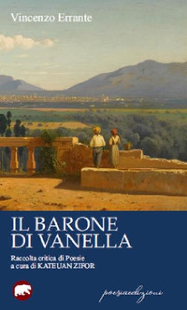 Il barone di Vanella - Vincenzo Errante   Rochesterscifianimecon.com