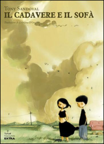 Il cadavere e il sofà - Tony Sandoval | Jonathanterrington.com