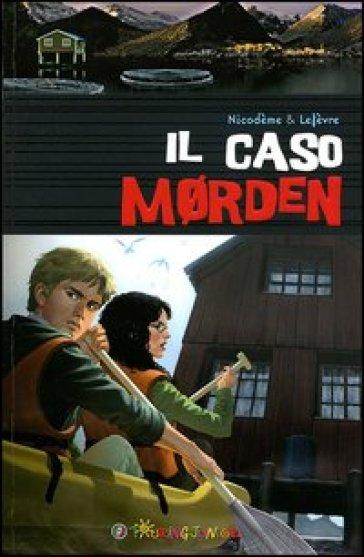 Il caso Morden - Béatrice Nicodème |