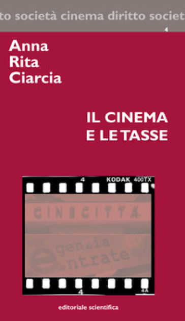 Il cinema e le tasse - Anna Rita Ciarcia | Ericsfund.org