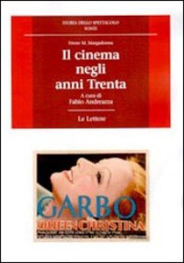 Il cinema negli anni trenta - Ettore M. Margadonna pdf epub