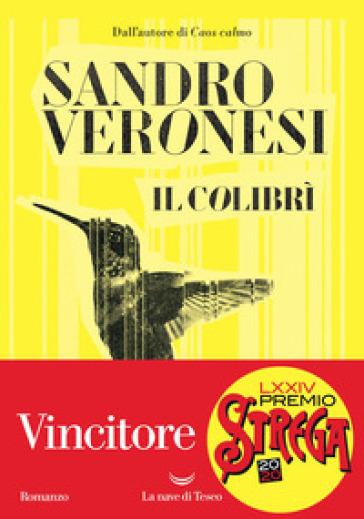 Il colibrì - Sandro Veronesi | Thecosgala.com