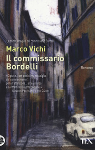 Il commissario Bordelli - Marco Vichi | Thecosgala.com