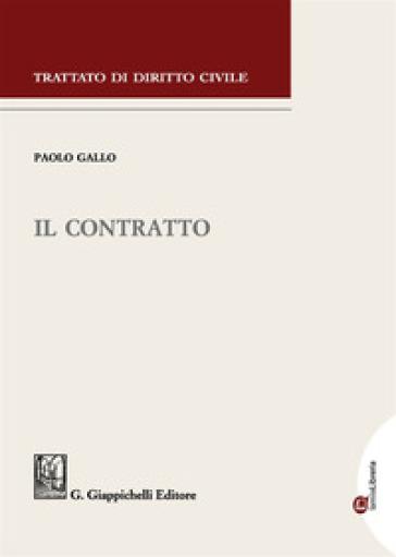 Il contratto - Paolo Gallo | Thecosgala.com