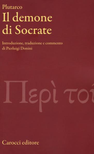 Il demone di Socrate - Plutarco pdf epub