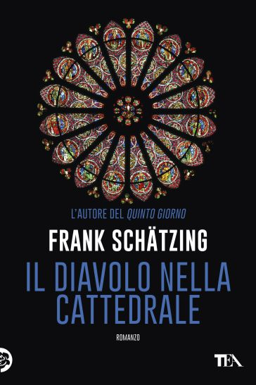 Il diavolo nella cattedrale - Frank Schatzing   Rochesterscifianimecon.com