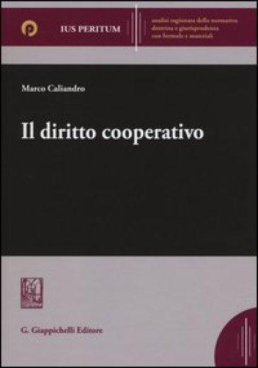 Il diritto cooperativo - Marco Caliandro | Rochesterscifianimecon.com
