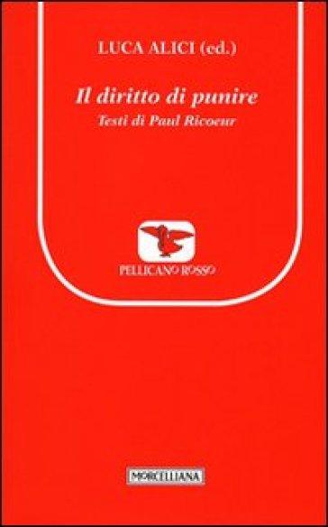 Il diritto di punire - Paul Ricoeur  