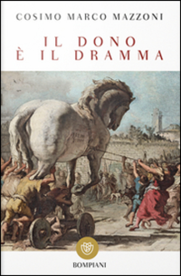 Il dono è il dramma - Cosimo Marco Mazzoni | Kritjur.org