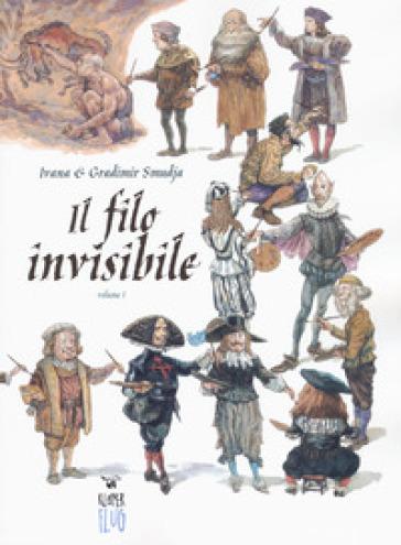 Il filo invisibile. 1. - Ivana Smudja | Jonathanterrington.com