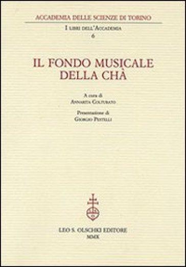Il fondo musicale Della Chà - A. Colturato | Rochesterscifianimecon.com