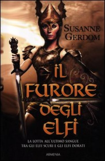 Il furore degli elfi - Susanne Gerdom   Rochesterscifianimecon.com