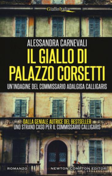 Il giallo di Palazzo Corsetti - Alessandra Carnevali |