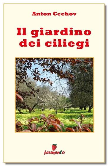 il giardino dei ciliegi katia zelaghi traduttore