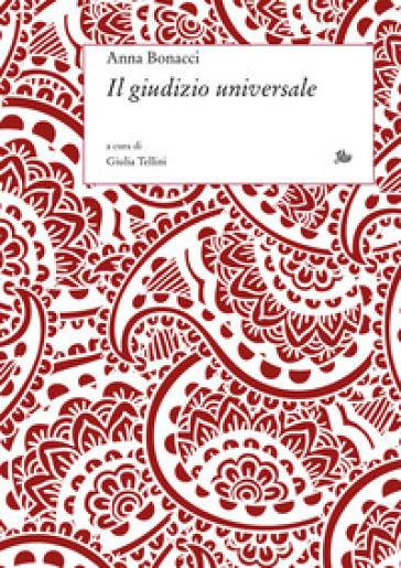 Il giudizio universale - Anna Bonacci | Thecosgala.com