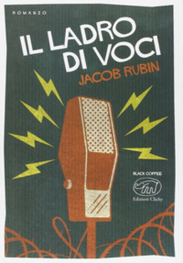 Il ladro di voci - Jacob Rubin pdf epub