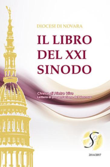 Il libro del XXI sinodo - Diocesi di Novara |