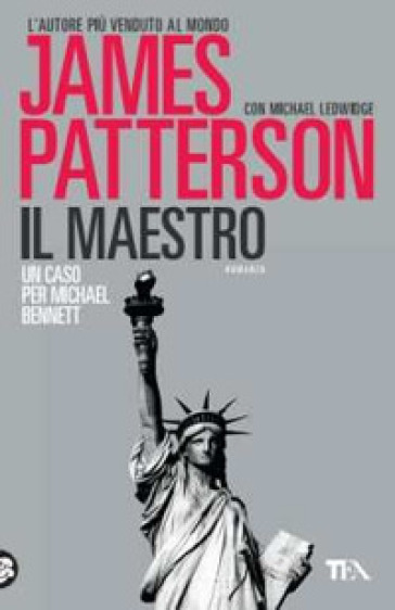Il maestro - James Patterson | Rochesterscifianimecon.com