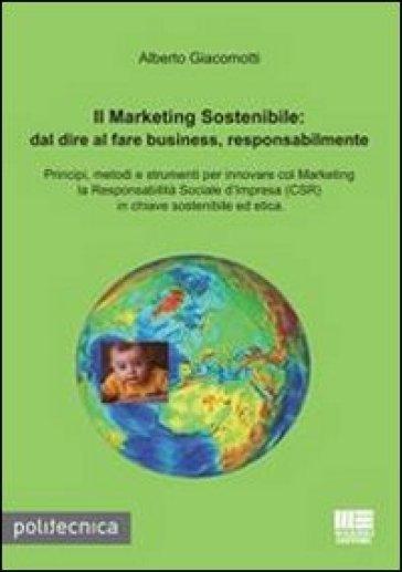 Il marketing sostenibile - Alberto Giacometti | Jonathanterrington.com