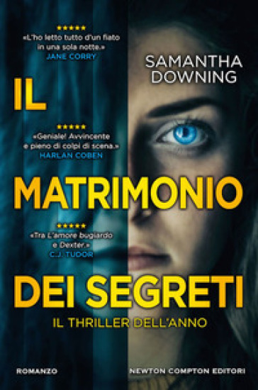 Il matrimonio dei segreti - Samantha Downing | Jonathanterrington.com
