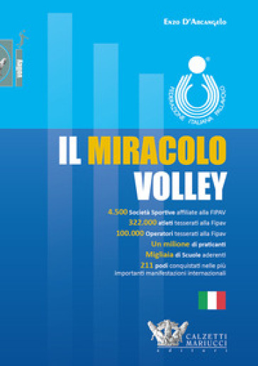 Il miracolo volley - Enzo D'Arcangelo | Ericsfund.org