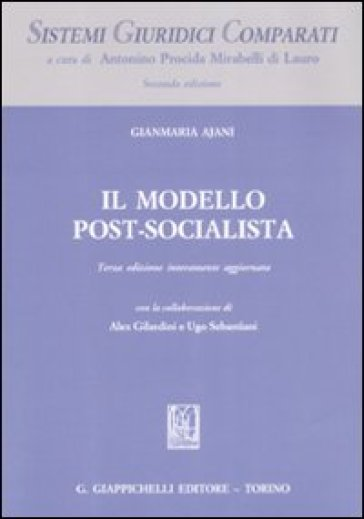 Il modello post-socialista - Gianmaria Ajani | Rochesterscifianimecon.com