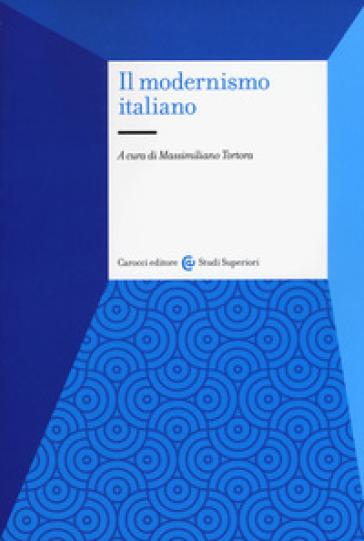 Il modernismo italiano - M. Tortora   Jonathanterrington.com