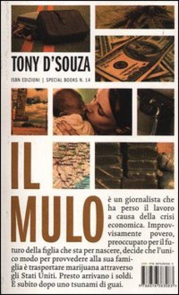 Il mulo - Tony D'Souza   Kritjur.org